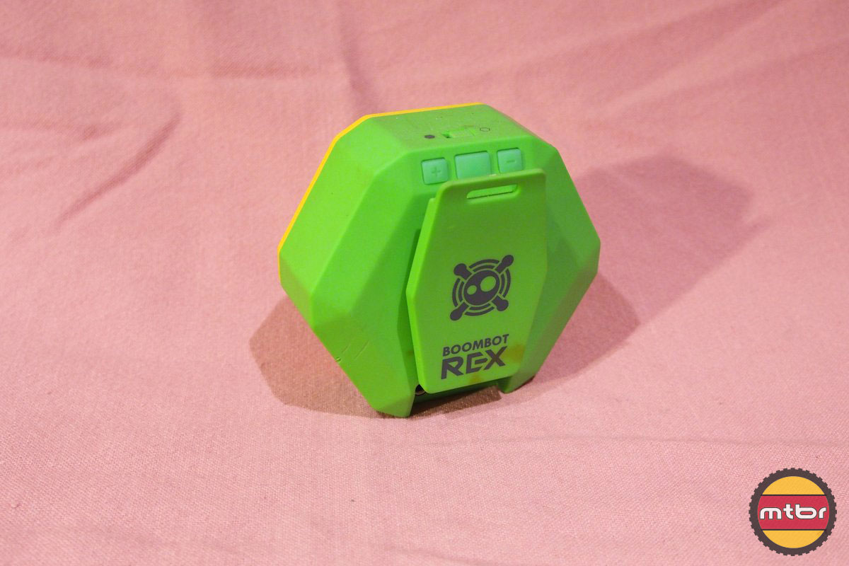 Boombot REX Rear View