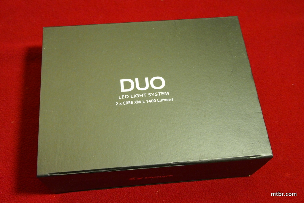 Gemini Duo Box