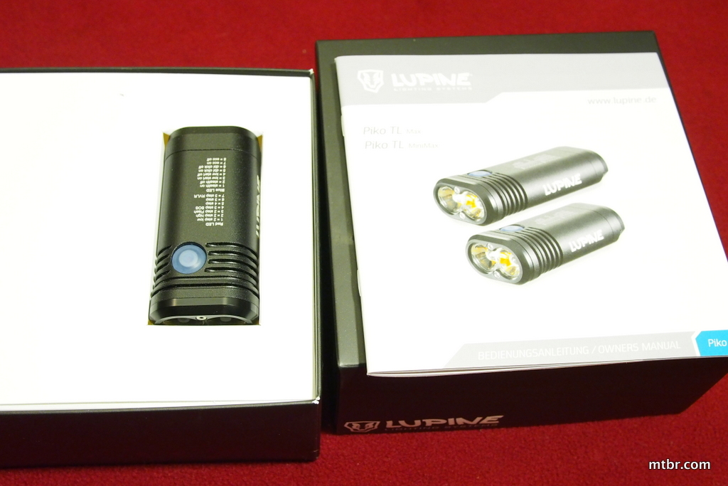 Lupine Piko TL MiniMax Box
