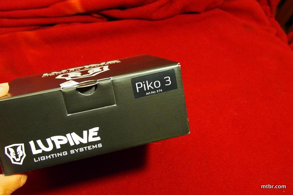 Lupine Piko 3 Box