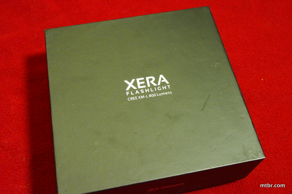 Gemini Xera Flashlight Box
