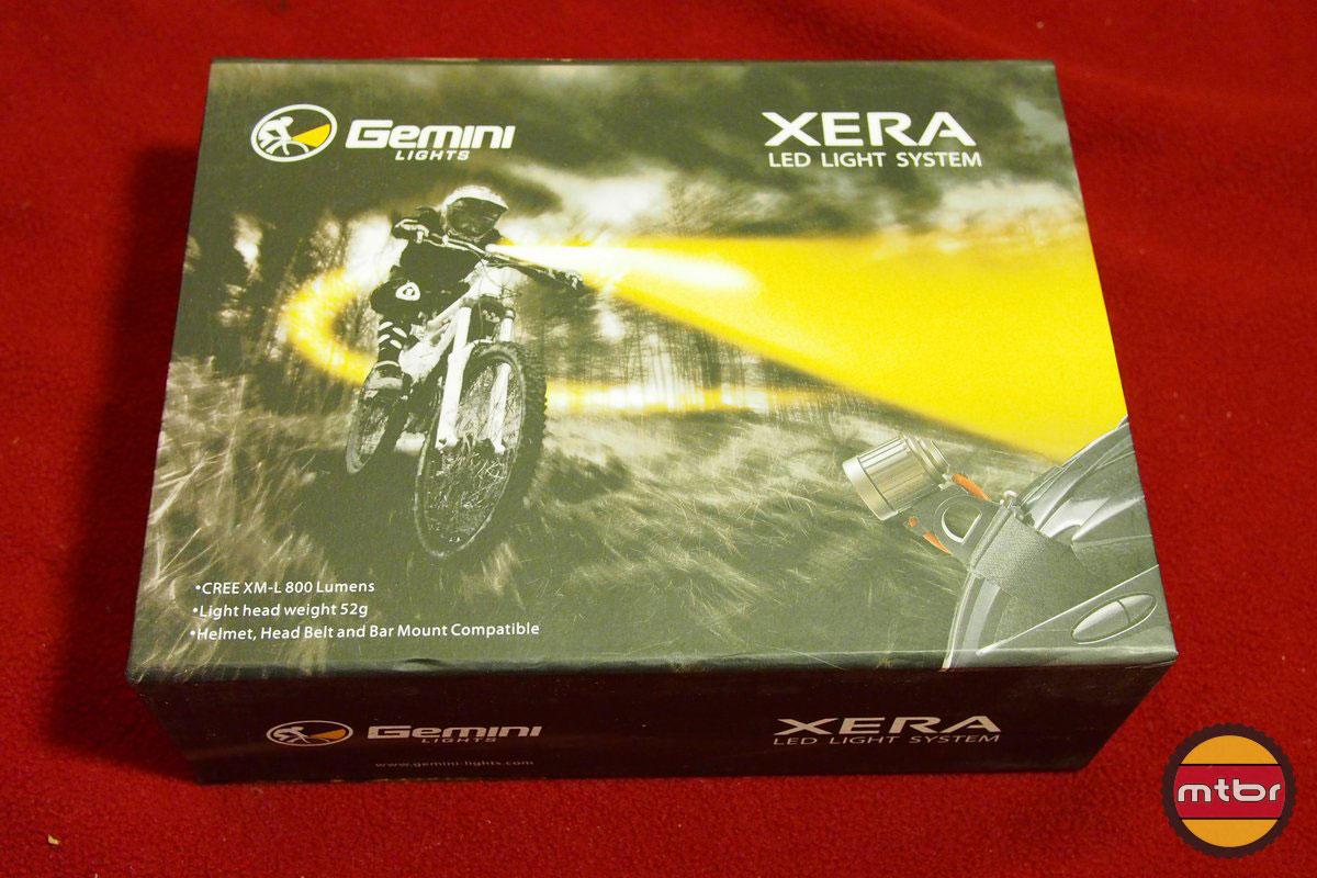 Gemini Xera 950 Box