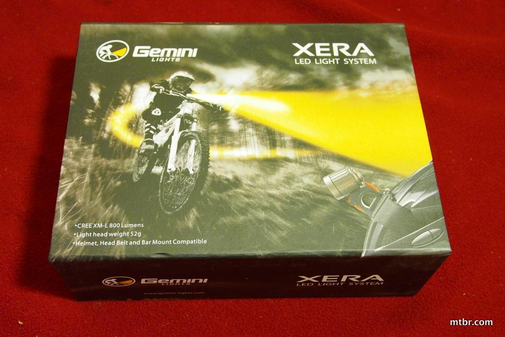 Gemini Xera Box