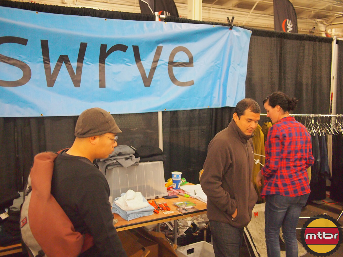 swrve at SF Bike Expo