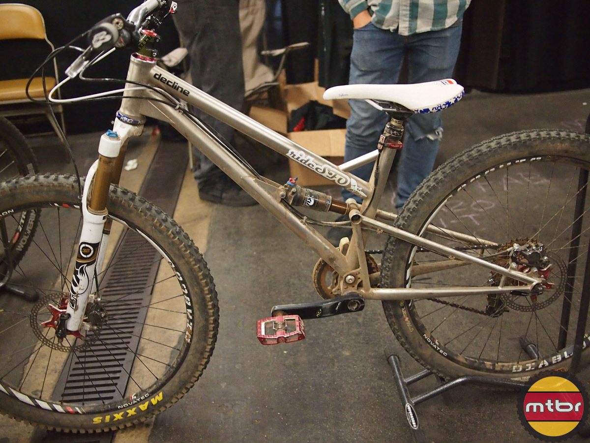 SF's own Bicycle Fabrications