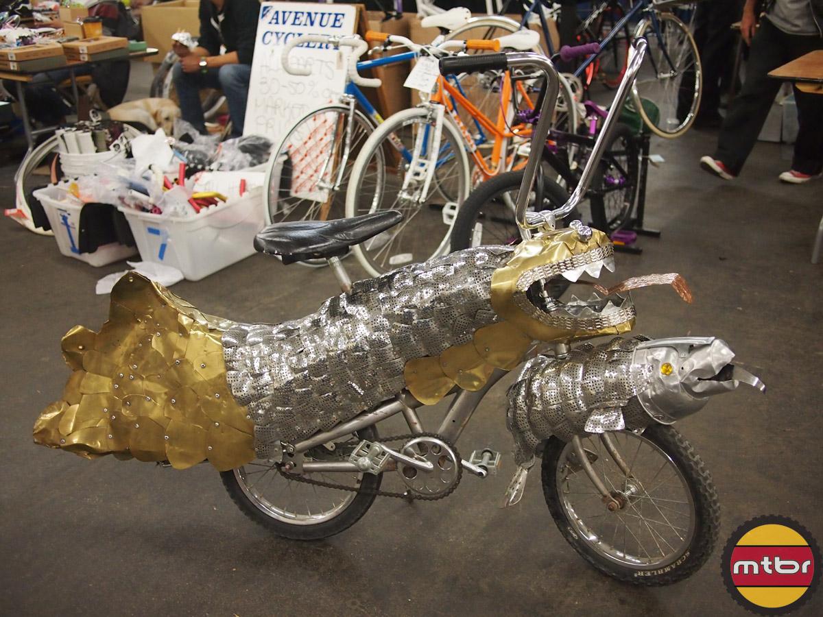 Fish bike?