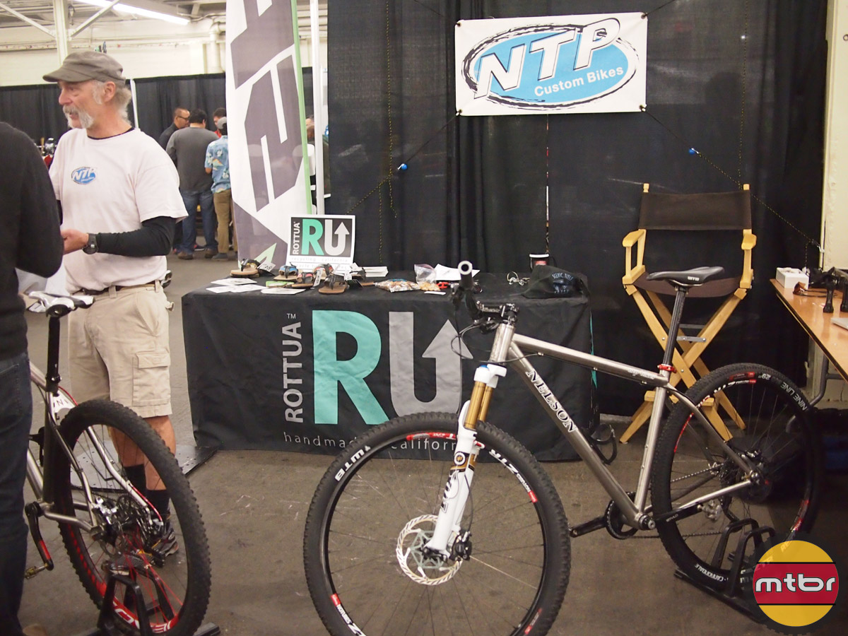 Dan Nelson is NTP Custom Bikes