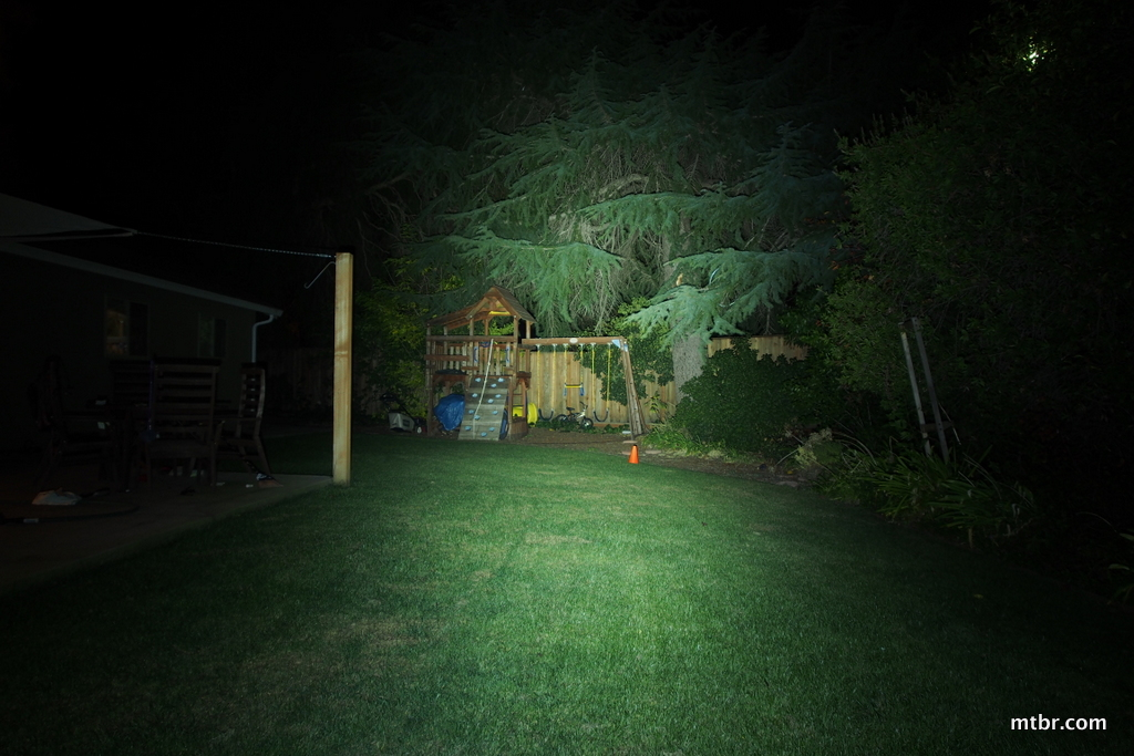 Gemini Duo Backyard Beam Pattern