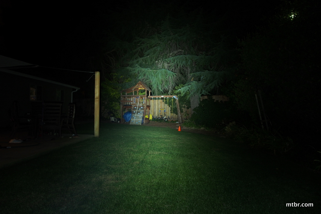 Gemini Xera Backyard Beam Pattern