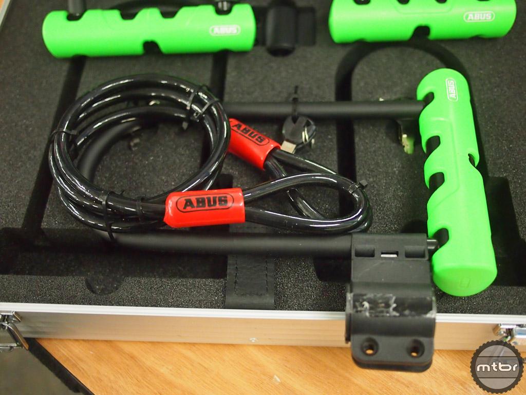 ABUS - Ultra locks