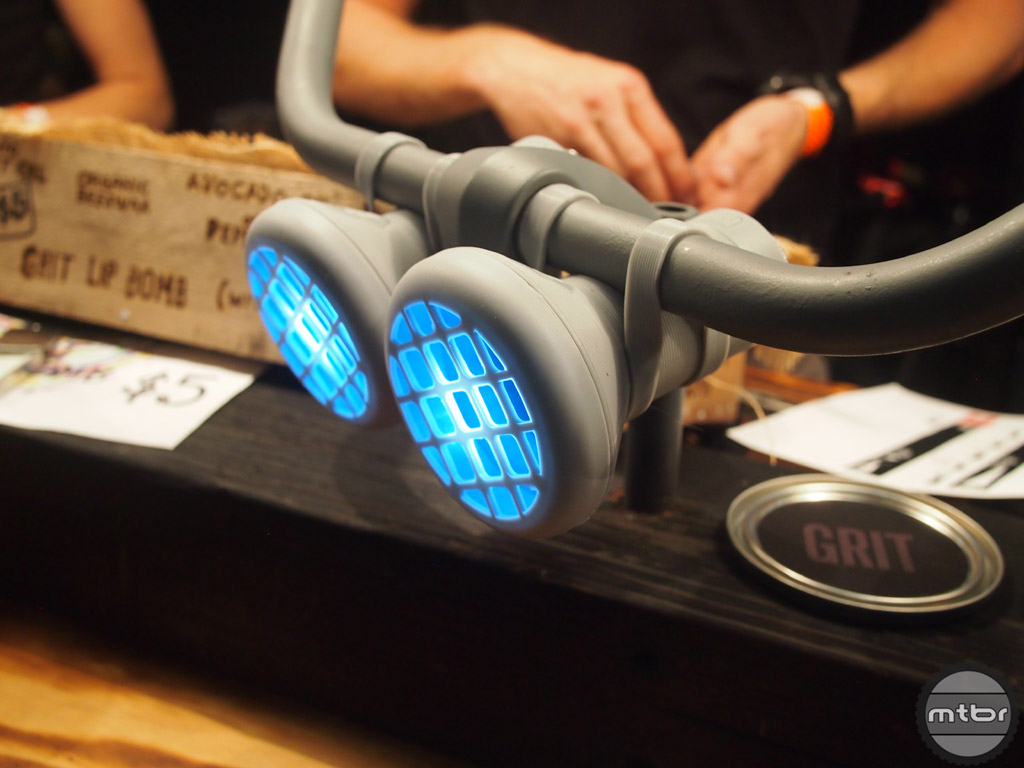 Grit - bike lights