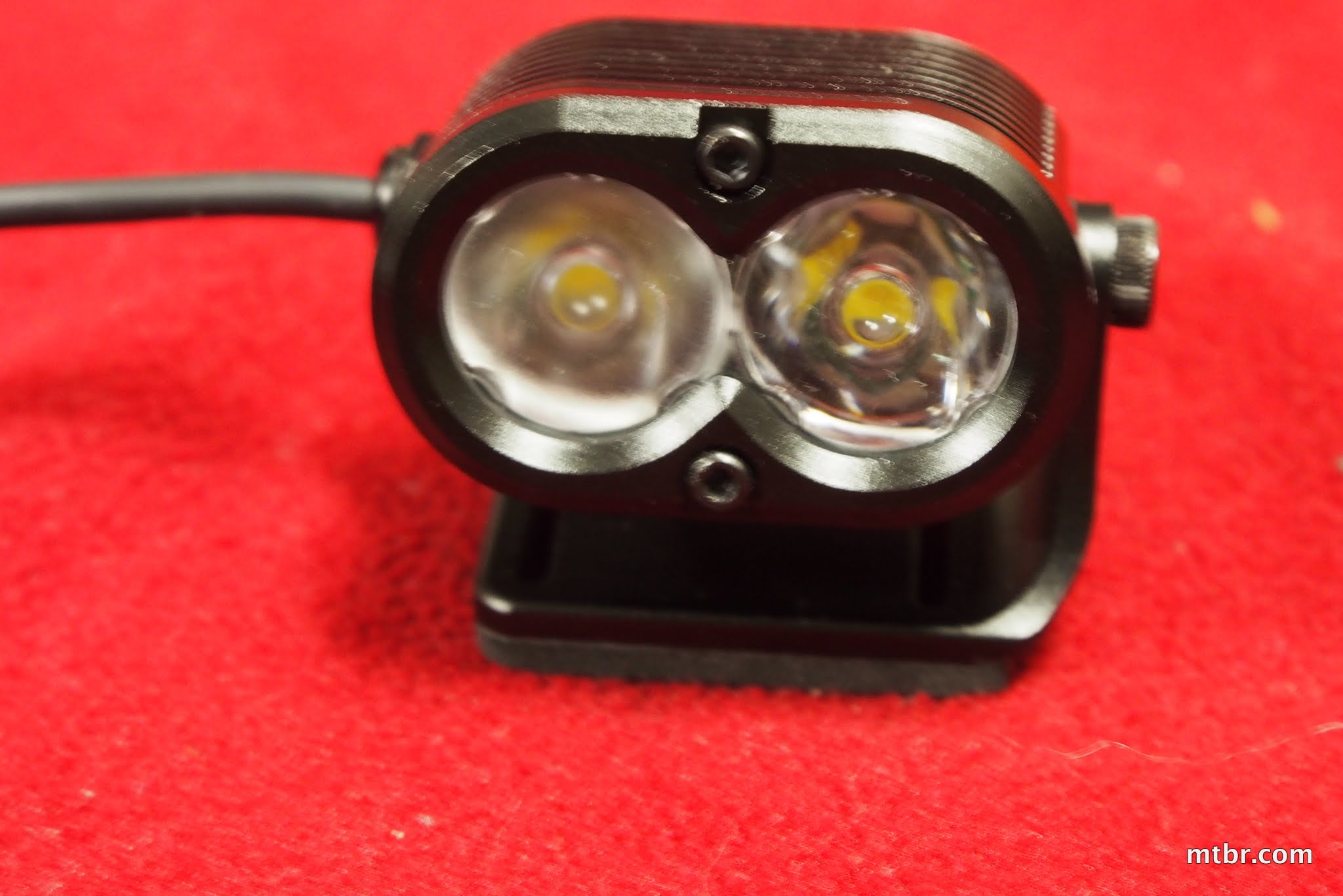Gloworm X2 light head