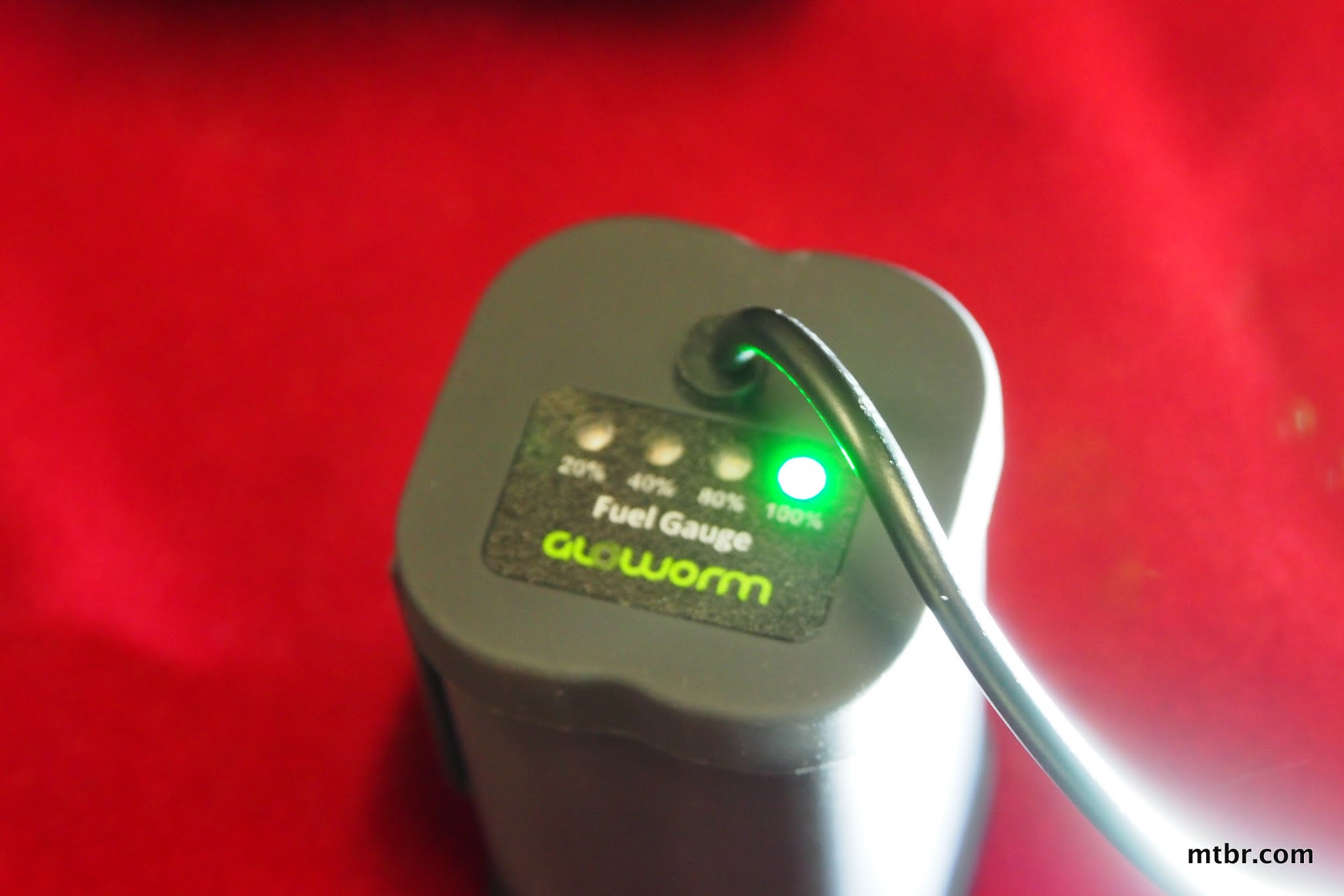 Gloworm X2 Battery