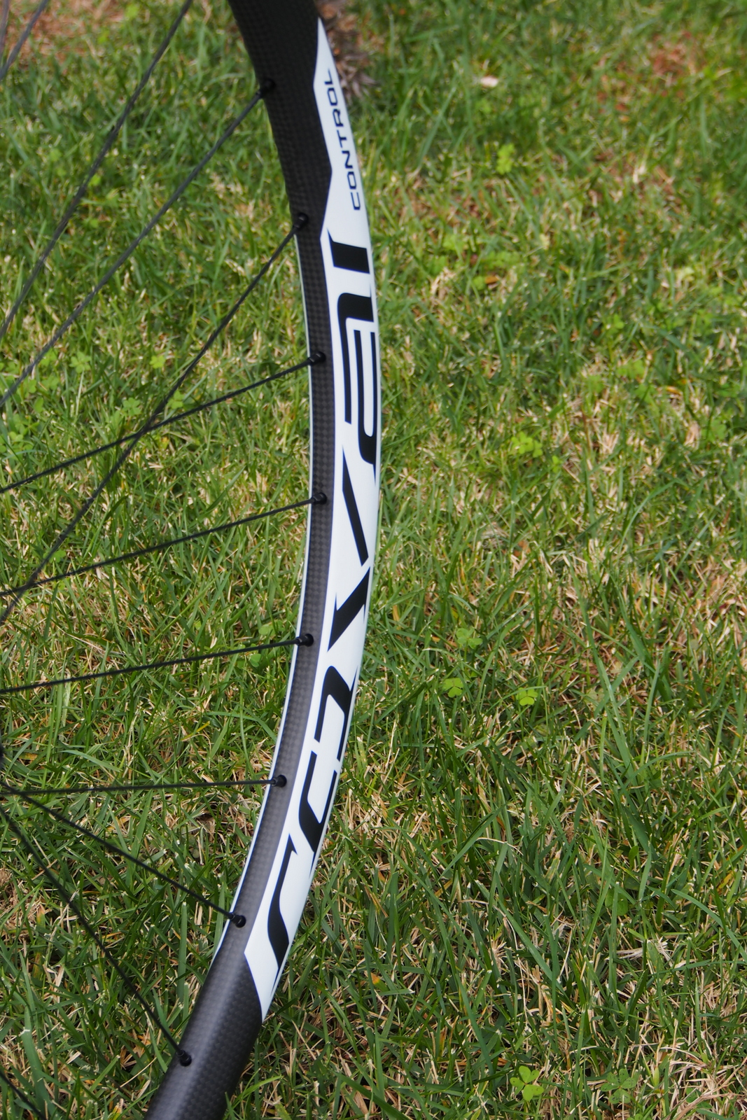 Specialized Control 29 Carbon Wheels graphics