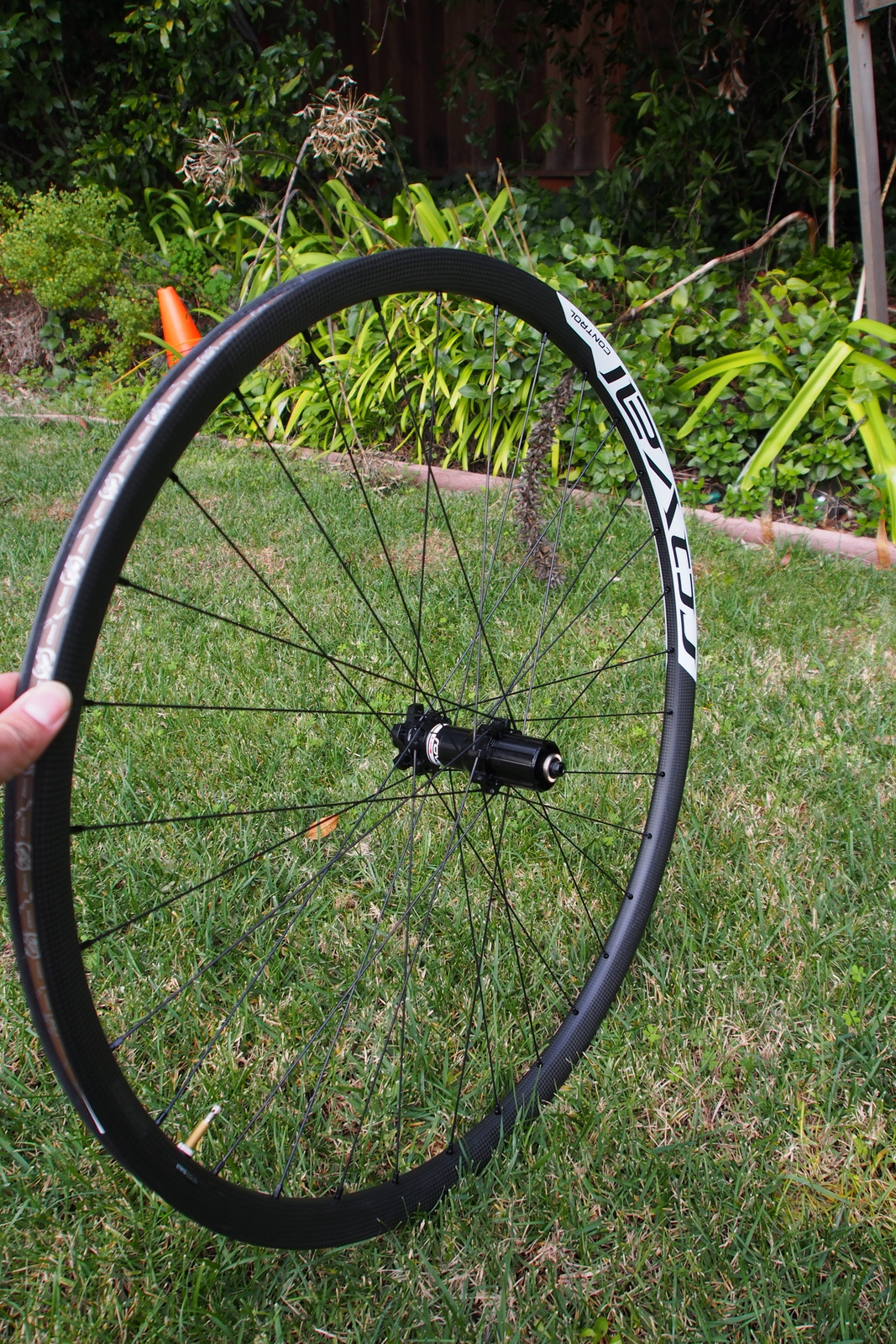 Specialized Control 29 Carbon Wheels rear wheel