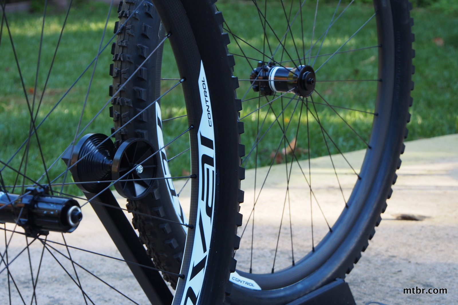 Specialized Carbon Control 29 and Renegade Tires