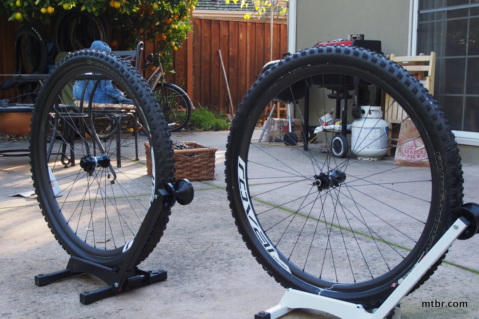 2013 Specialized Roval Control 29 Carbon Wheels for $1200 - Mtbr.com
