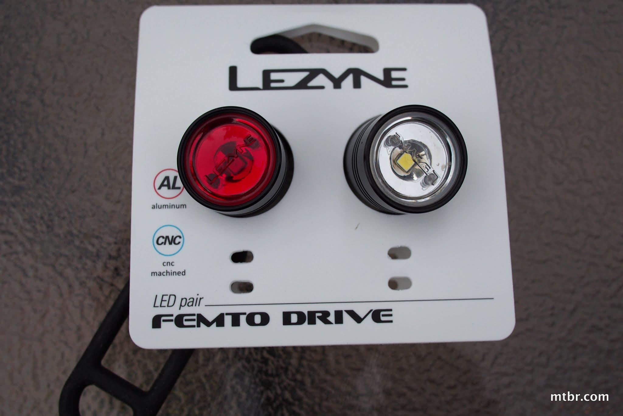 Lezyne Femto Drive