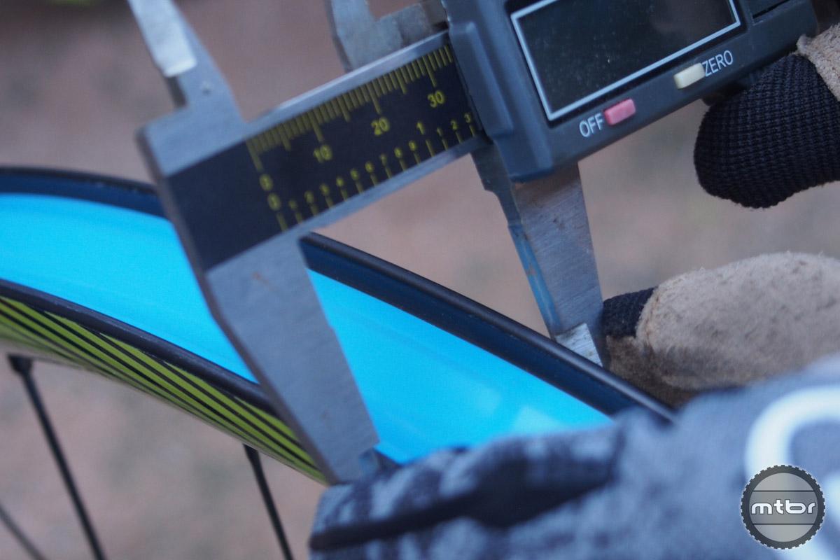 Reynolds 27.5 Enduro is at 34mm external width.