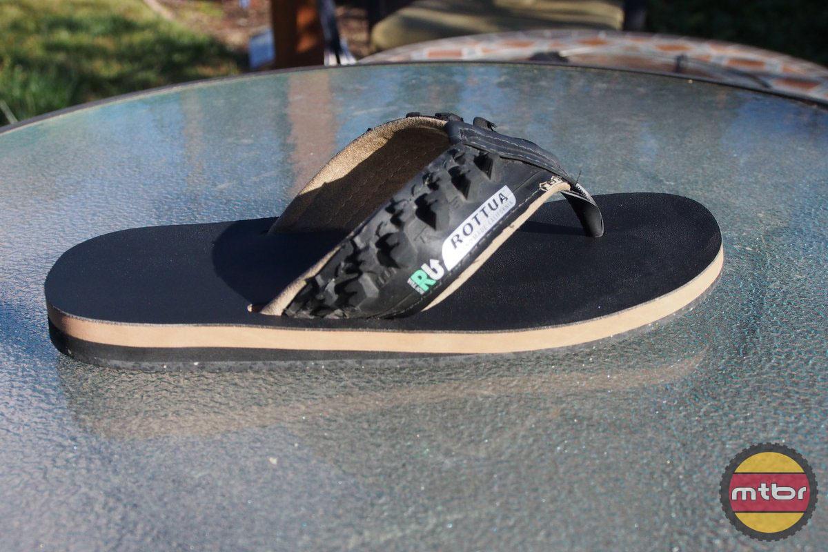 Rottua Sandals Side View