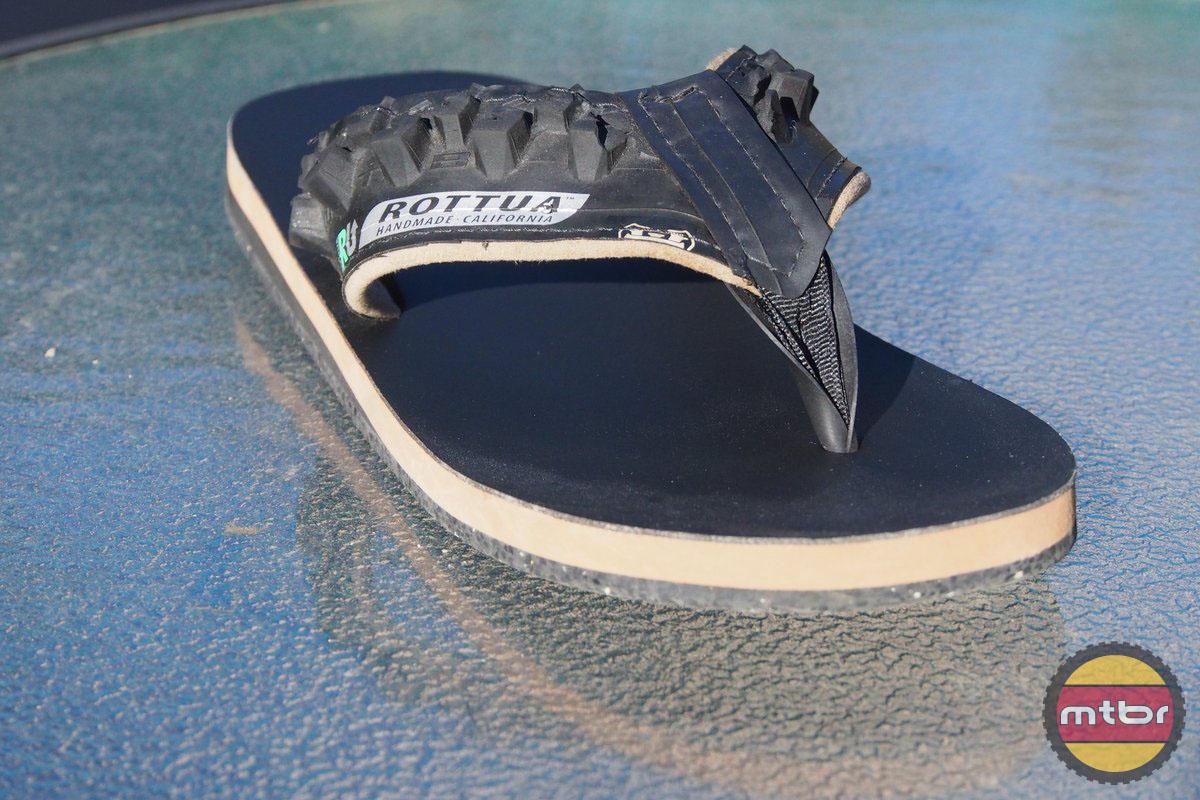 Rottua Sandals Front View