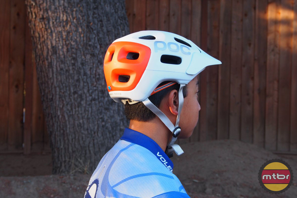 Review: POC Trabec Race Helmet