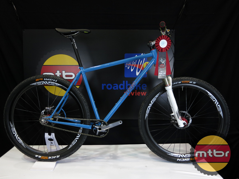 Pereira Cycles JBR - steel 29er