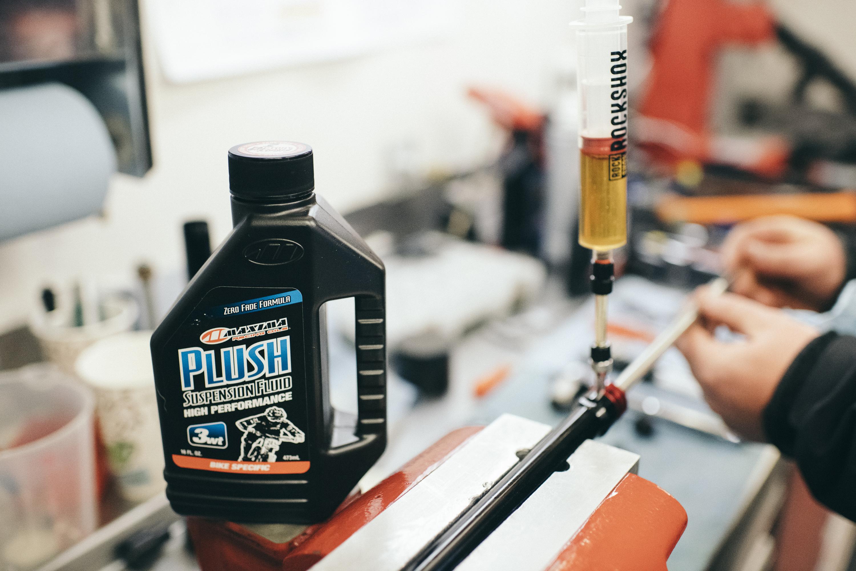 Maxima Plush Fluid