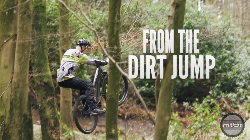From the Dirt Jump