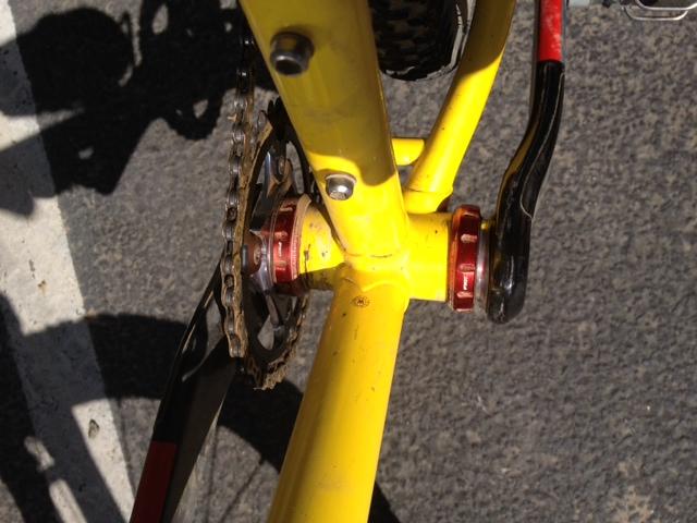 ENDURO ZERO CERAMIC BB30 BICYCLE BOTTOM BRACKET KIT W// SEALS AND WASHERS