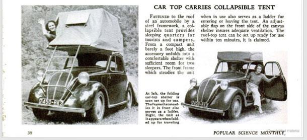 Rooftop Ten Design from 1937
