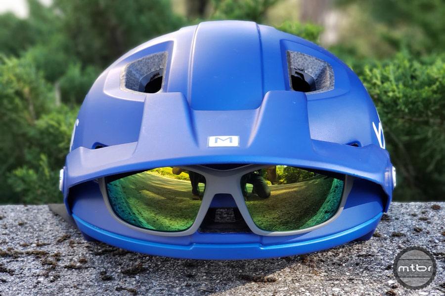 Sunglasses Garage Visor