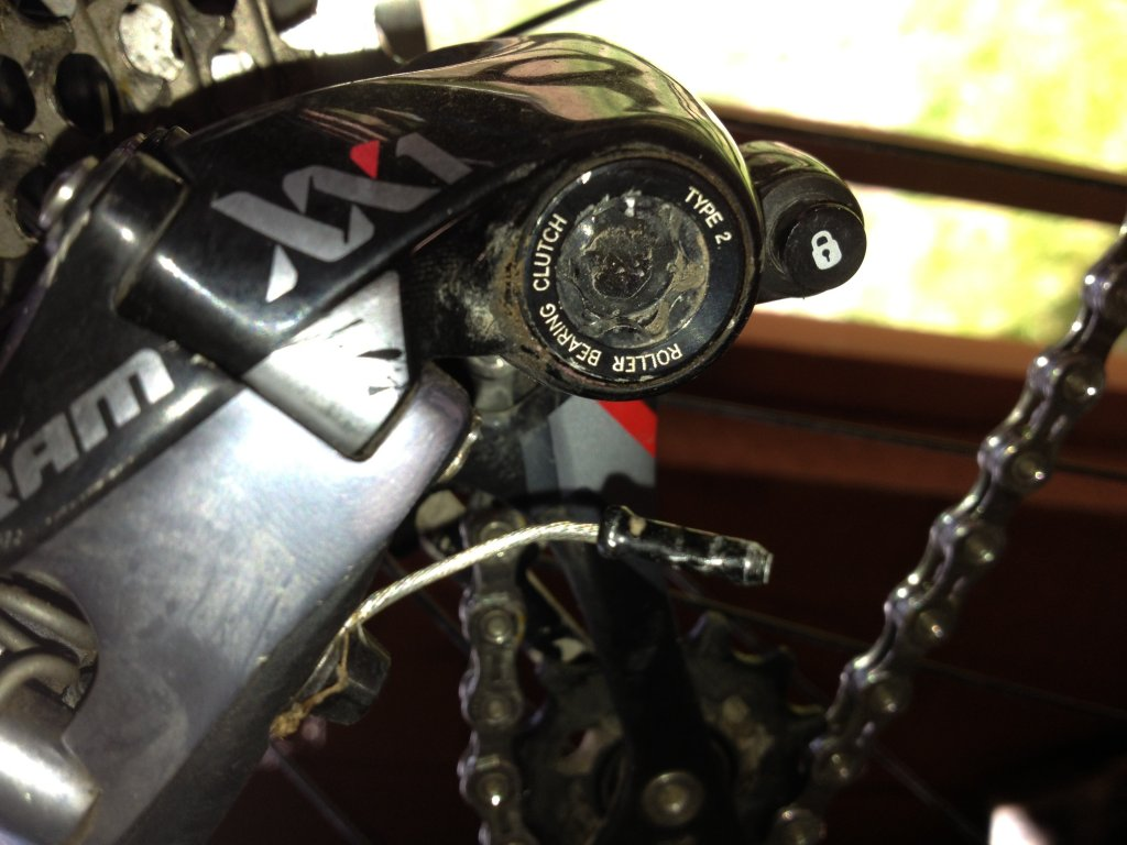 Adjusting Sram Type 2 clutch- Mtbr com