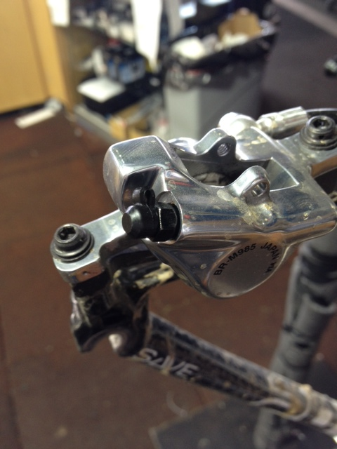 Making the XTR brakes lighter.-photo-brake.jpg