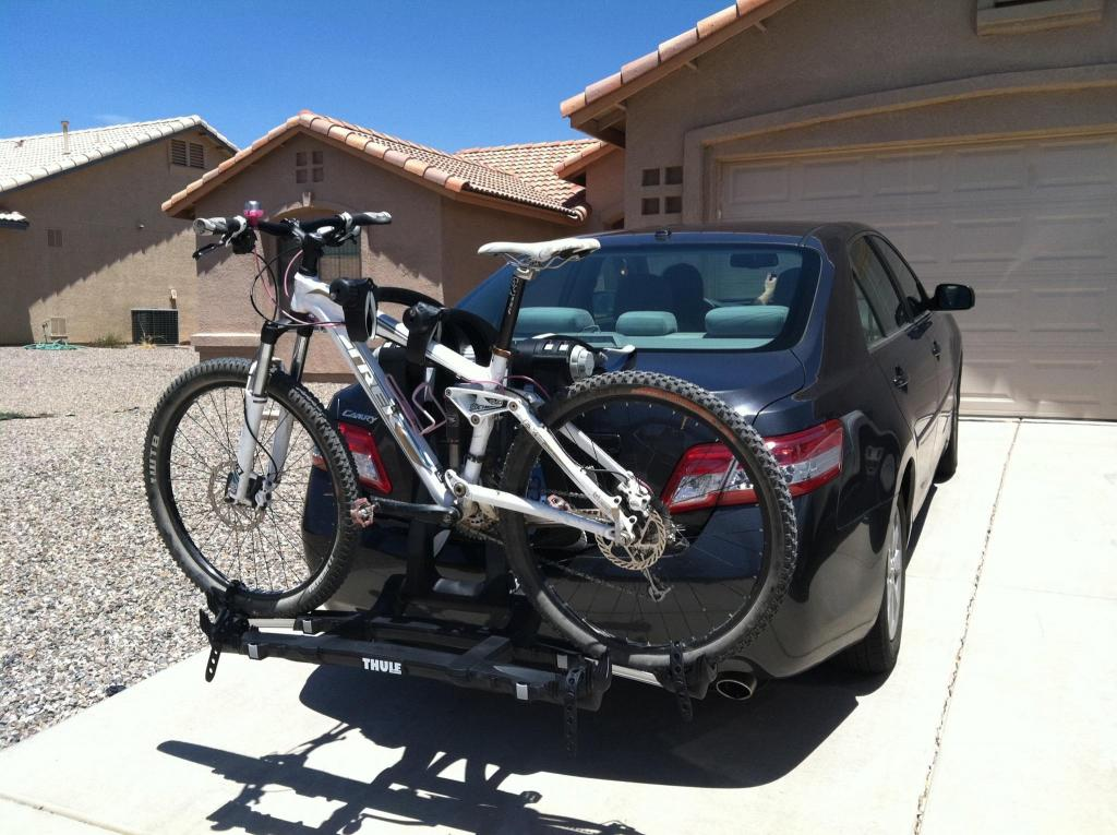 Ccm 3 Bike Trunk Mount Carrier Reviews Life Style By