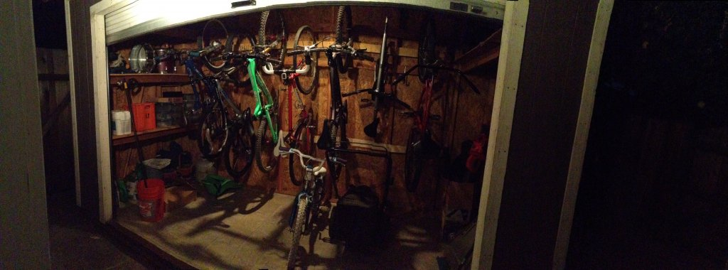 How do you store multiple bikes in your garage?-photo.jpg