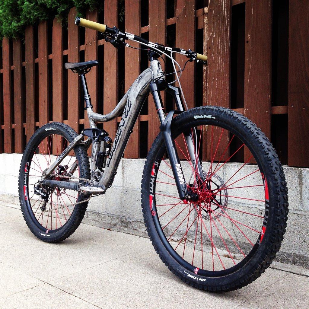 Whats Your Dream Bike Components Etc Mtbr Com