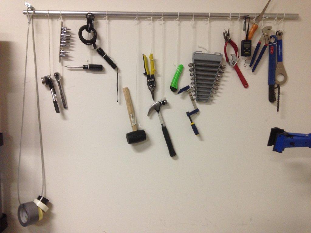 Repurposing Repurposing A Shower Curtain Rod Mtbrcom