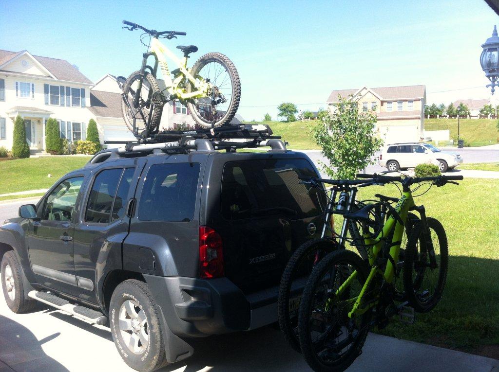 Who drives a Xterra for Biking?-photo.jpg