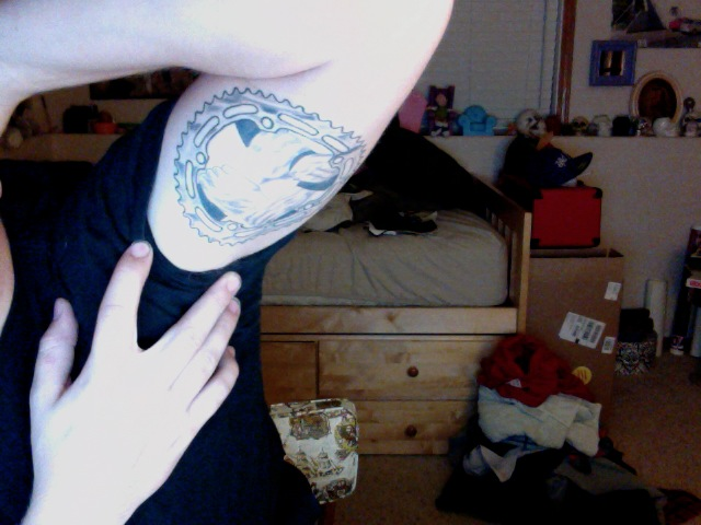 Bike tattoo. Designing one is kinda like frame building right?-photo-2011-10-31-01.17.jpg