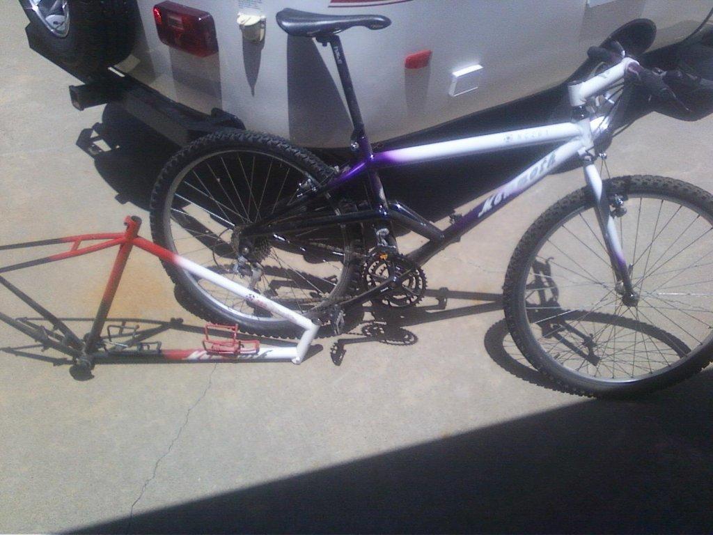 Info Needed Please Mammoth Rc201 Rc202 Tracker Mountain Bike