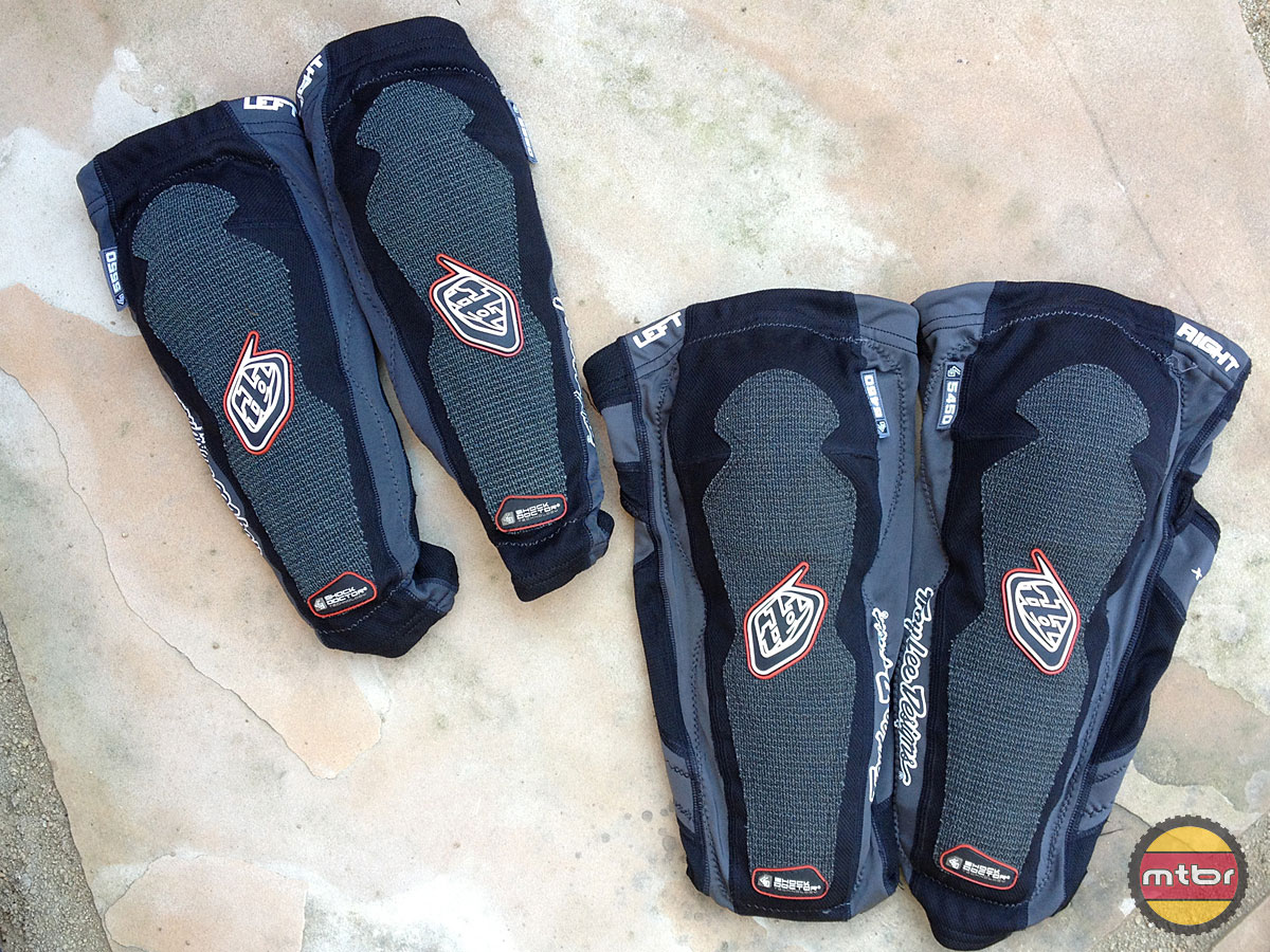 Troy Lee Designs EG 5550 Elbow & KG 5450 Knee guards
