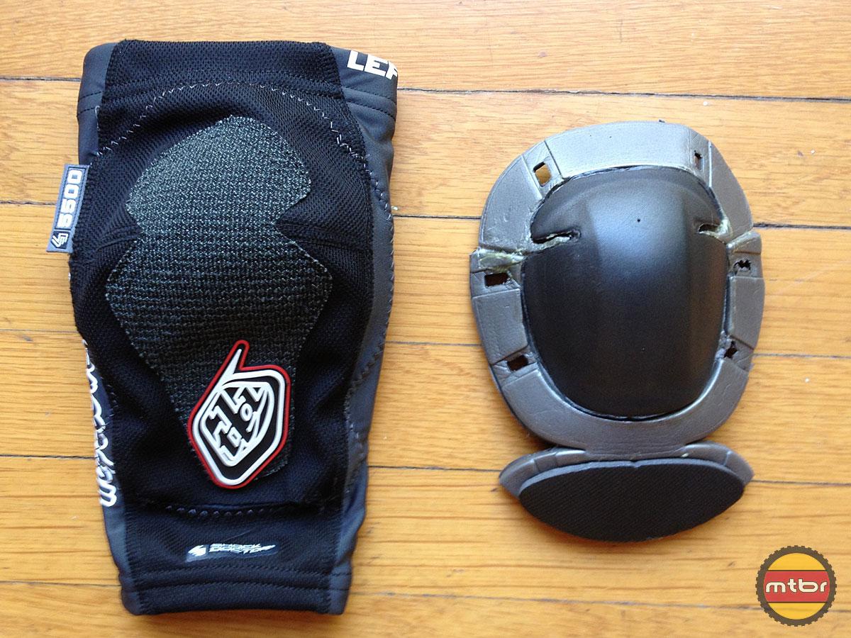 Troy Lee Designs EG 5550 Elbow & KG 5450 Knee Guards Padding