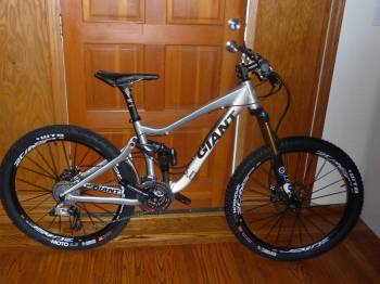 Paid Spam Bike For Sale Giant Reign 0 Small Like New