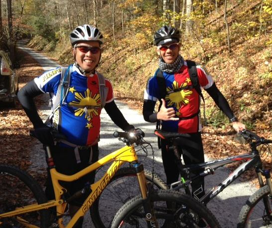 Pisgah Mountain Bike Adventures:  Two Thumps Up!-pic-1.jpg