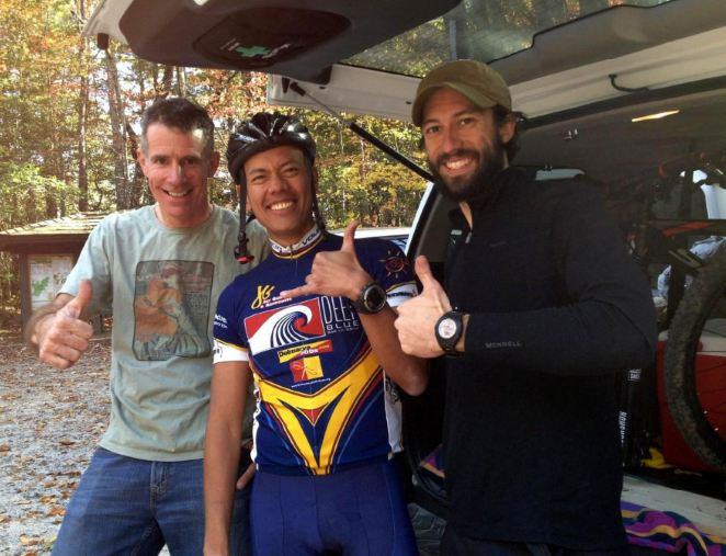 Pisgah Mountain Bike Adventures:  Two Thumps Up!-pic-2.jpg