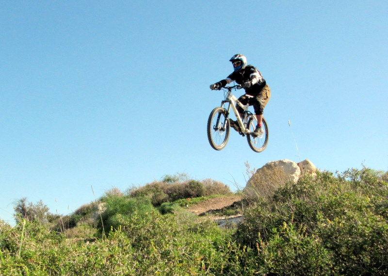 first ride on my Felt Redemption-picture-078.jpg