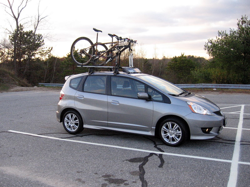 Honda Fit The Ultimate Compact Bike Hauler Picture 365