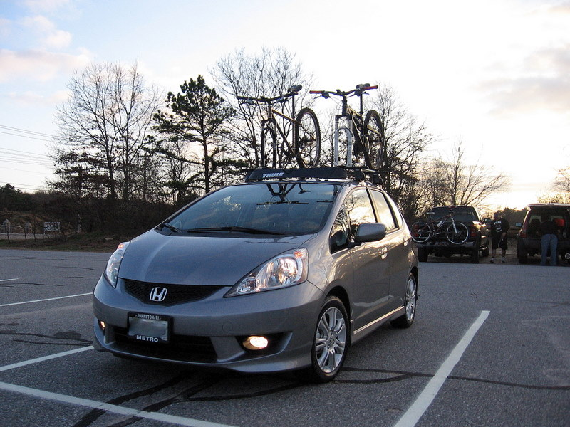 Honda Fit Roof Rack >> Wanted Honda Fit Roof Rack Pictures W Bikes Mtbr Com