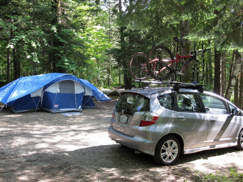 Wanted: Honda Fit Roof Rack Pictures W Bikes Picture 593